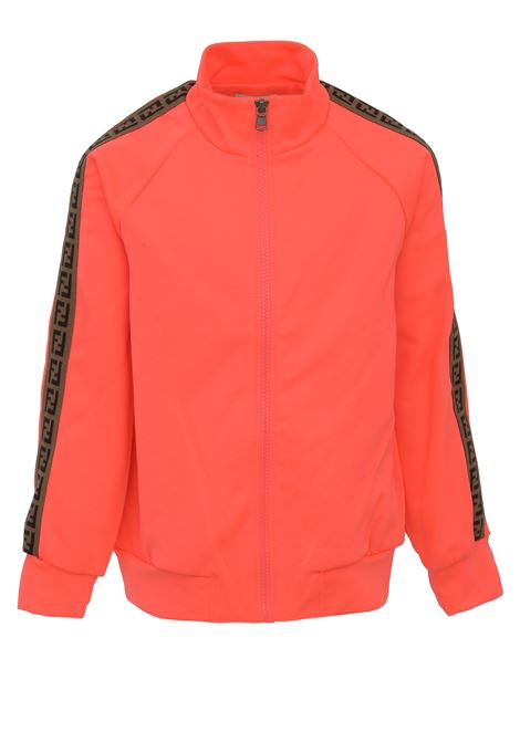 Fendi Kids Sweater  Fendi Kids | -108764232 | JUH002A69DF17TS
