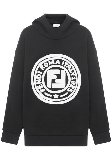 Fendi Kids Sweatshirt  Fendi Kids | -108764232 | JUH0185V0F0GAR