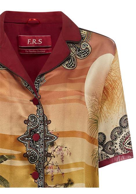 Camicia F.R.S. F.R.S. | -1043906350 | CA001145TEK0559219