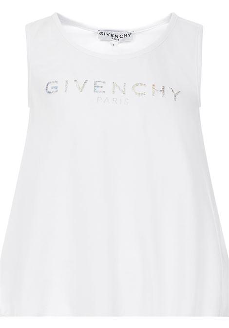 Givenchy Kids Tank Top Givenchy Kids | -1740351587 | H1519810B