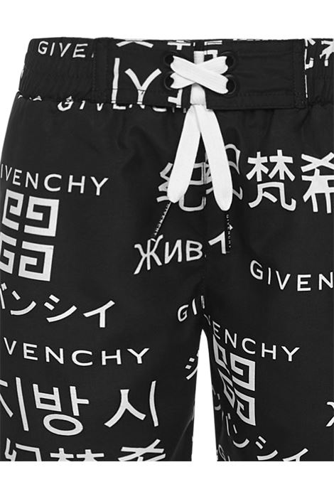 Givenchy Kids Swimsuit Givenchy Kids   85   H20046M41