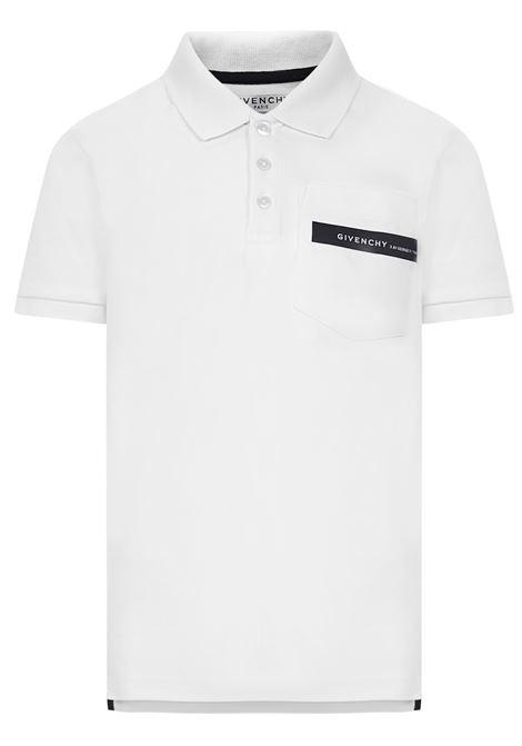 Givenchy Kids Polo Shirt Givenchy Kids | 2 | H2523610B