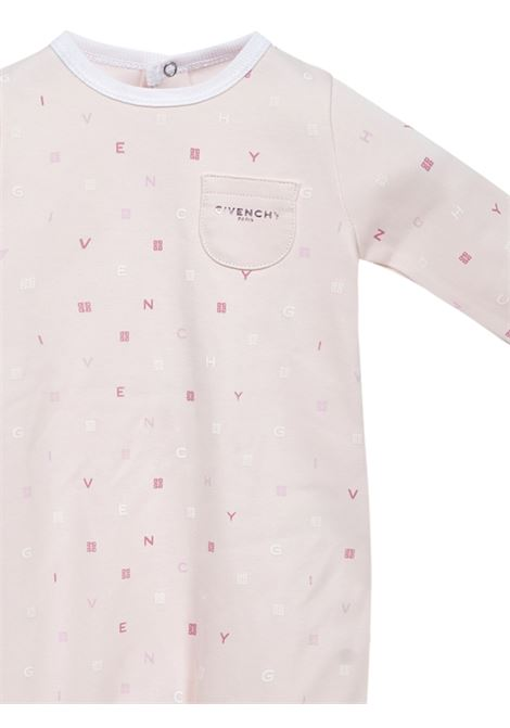 Givenchy Kids Romper Givenchy Kids | -1763547424 | H9706345S