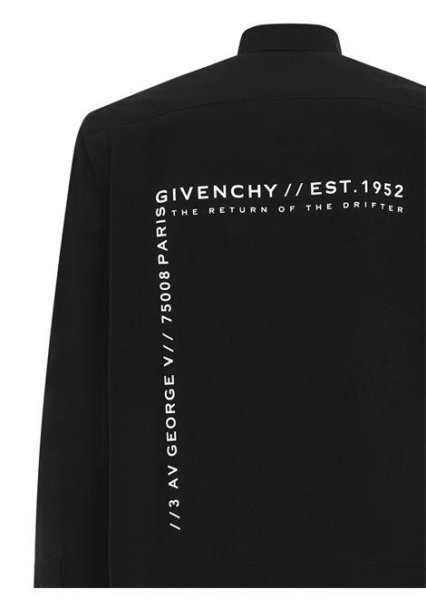 Givenchy Shirt  Givenchy | -1043906350 | BM60NN1Y8K001