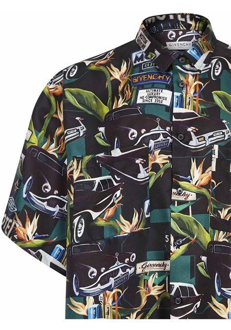 Givenchy Shirt Givenchy | -1043906350 | BM60NT13K4013