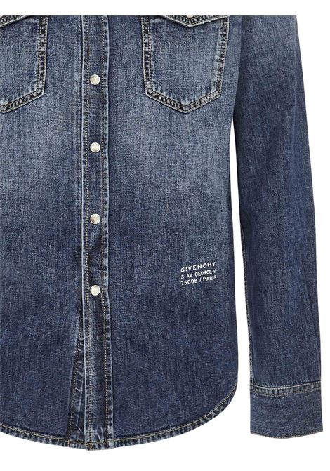 Givenchy Shirt Givenchy | -1043906350 | BM60P250KM400