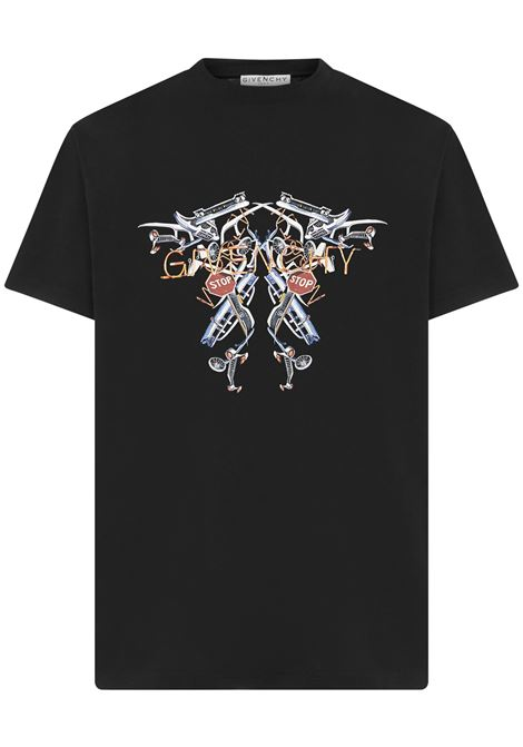 Givenchy Neon Lights T-shirt Givenchy | 8 | BM710M3002001