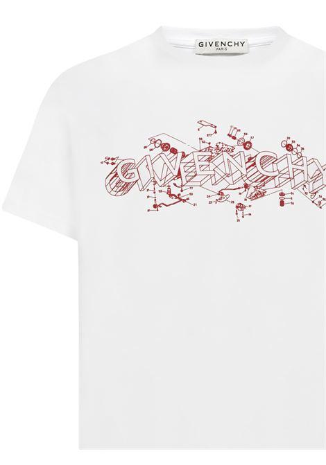 Givenchy Schematics T-shirt  Givenchy | 8 | BM710W3002100