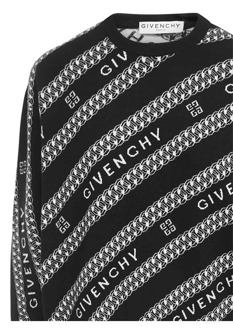 Givenchy Chaine sweatshirt Givenchy | -108764232 | BW90AM4Z7N004