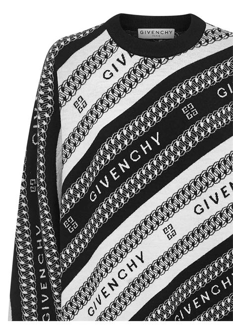Givenchy Sweatshirt Givenchy | -108764232 | BW90BJ4Z7J004
