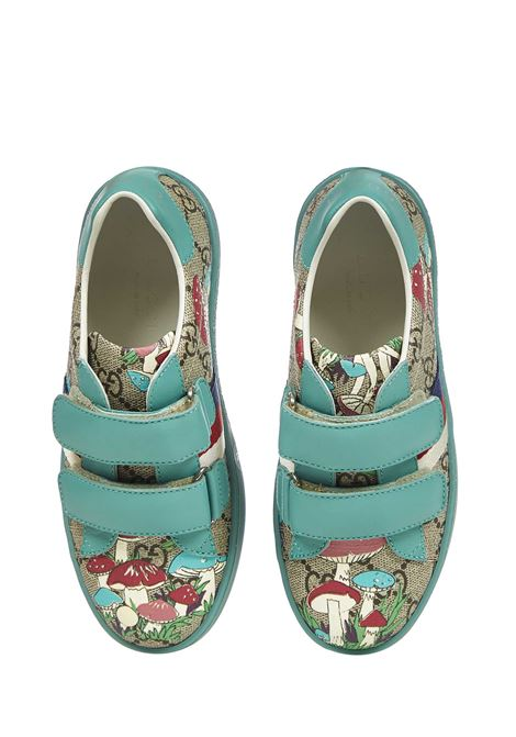 Gucci Junior Ace Sneakers  Gucci Junior | 1718629338 | 4630902DG108473