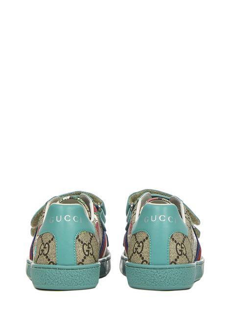 Gucci Junior Ace Sneakers  Gucci Junior | 1718629338 | 4630902DG108473