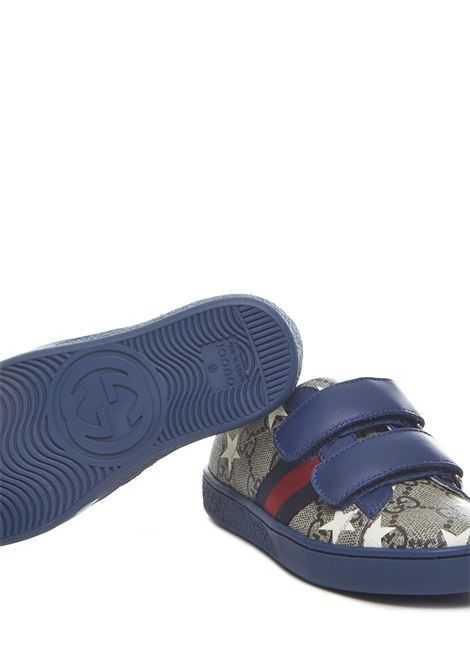 Gucci Junior Ace Sneakers  Gucci Junior | 1718629338 | 463090HYY308961