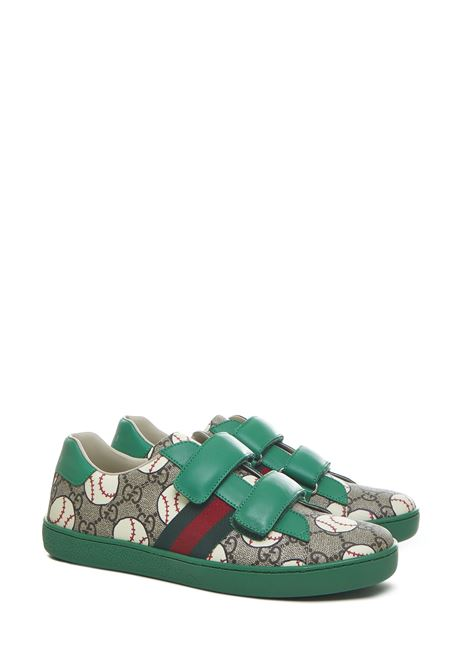 Gucci Junior Ace Sneakers  Gucci Junior | 1718629338 | 463091HYB208486