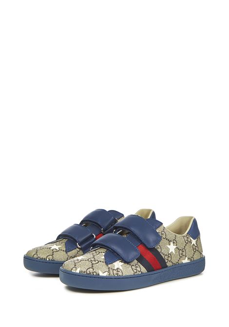 Gucci Junior Ace Sneakers  Gucci Junior | 1718629338 | 463091HYY308961