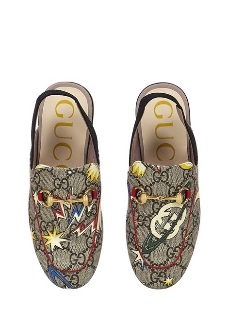 Gucci Junior PrinceTown Sandals Gucci Junior | 813329827 | 5038932DW208471