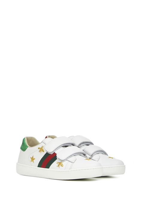 Gucci Junior Ace Sneakers  Gucci Junior | 1718629338 | 5044990II409064