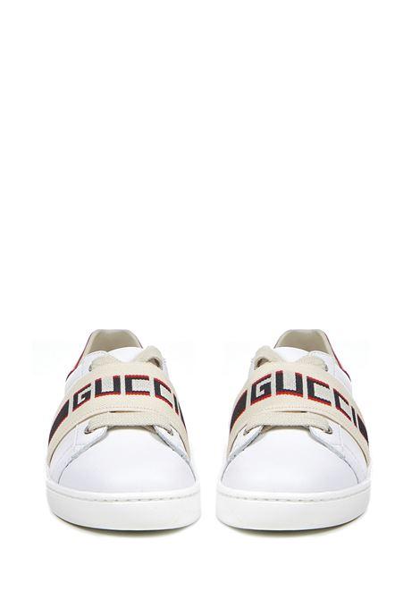 Gucci Junior Ace Sneakers  Gucci Junior   1718629338   5529400IIR09065
