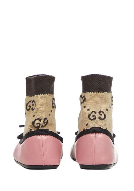 Gucci Junior Ballerinas  Gucci Junior   213   581158HN1102661