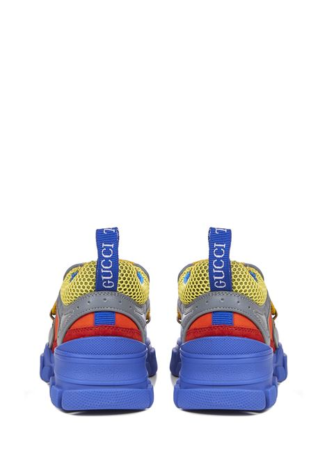 Gucci Junior Flashtrack Sneakers  Gucci Junior | 1718629338 | 6119689PYU07566