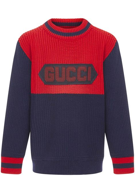 Gucci Junior Sweater  Gucci Junior | 7 | 615672XKBEE4210