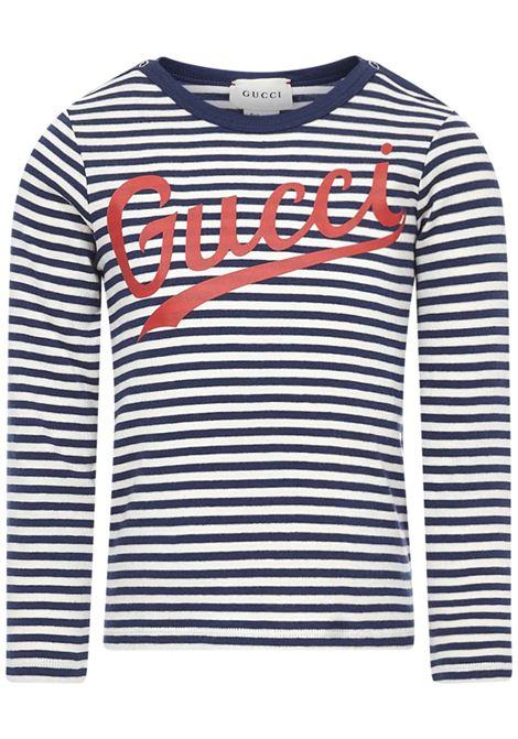 Gucci Junior T-Shirt  Gucci Junior | 8 | 617003XJCPN4330