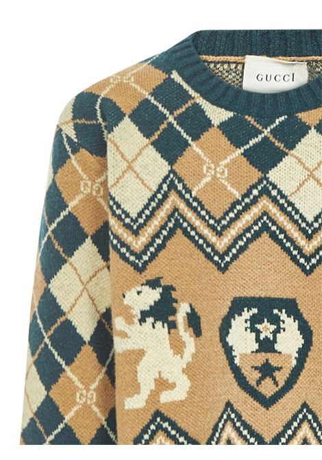 Gucci Junior Sweater  Gucci Junior | 7 | 625268XKBET2157