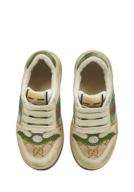 Gucci Junior Screener sneakers  Gucci Junior | 1718629338 | 626625G17609666