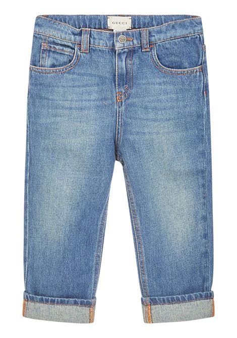 Gucci Junior Jeans  Gucci Junior | 24 | 629454XDBDC4447