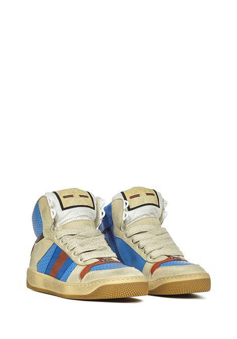 Gucci Kids Screener Sneakers Gucci Junior | 1718629338 | 6308150YI809561
