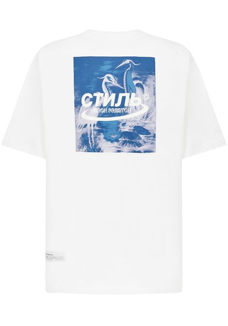 Heron Preston T-shirt  Heron Preston | 8 | HMAA020R21JER0010149
