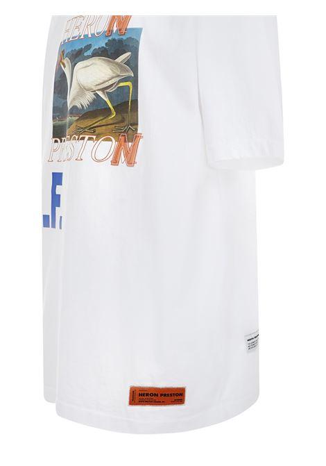 T-shirt Heron Preston Heron Preston | 8 | HMAA020R21JER0020145