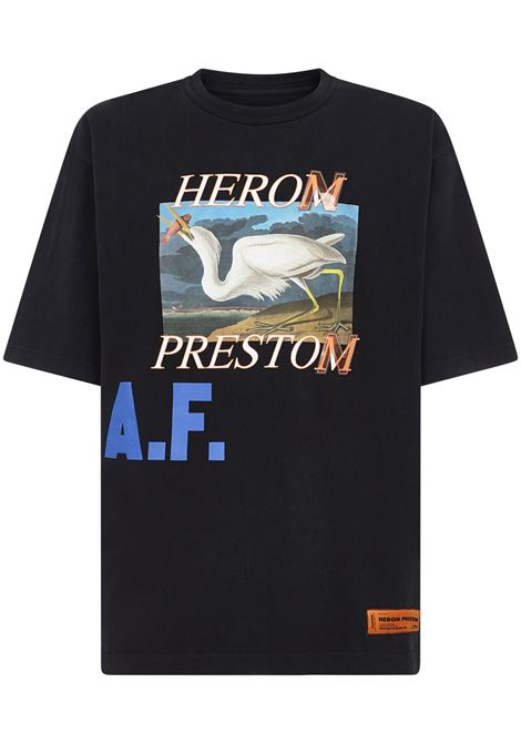 T-shirt Heron Preston Heron Preston | 8 | HMAA020R21JER0021045