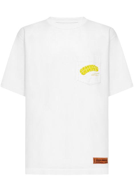 T-shirt Heron Preston Heron Preston | 8 | HMAA027S21JER0010118