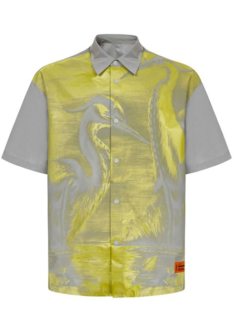 Heron Preston Shirt Heron Preston | -1043906350 | HMGA027R21FAB0010918