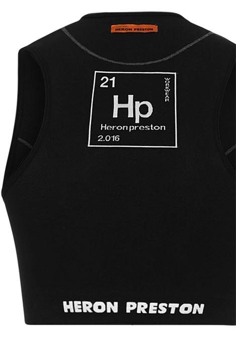 Top Periodic Heron Preston Heron Preston | 40 | HWVO004R21KNI0011001