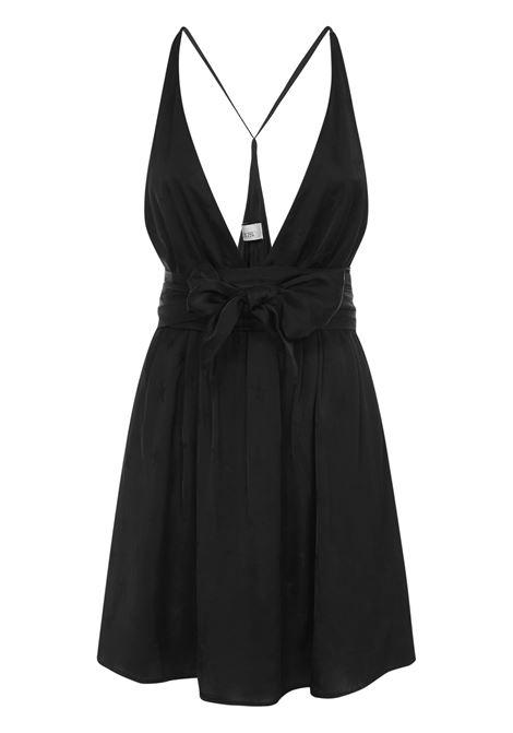 Laneus Mini Dress Laneus   11   LANS21323NERO