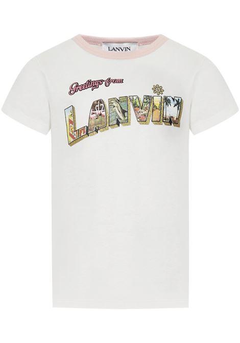 T-shirt Lanvin Kids Lanvin Kids   8   N15020117