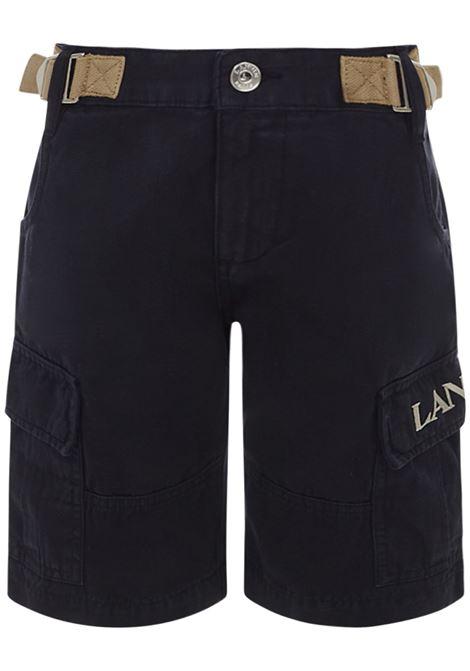 Shorts Lanvin Kids Lanvin Kids | 30 | N24013859