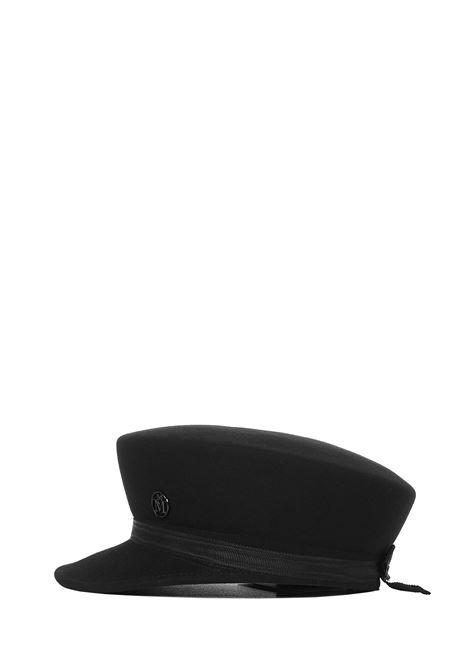 Mison Michel Abby cap Maison Michel | 26 | 1108022003BLACK