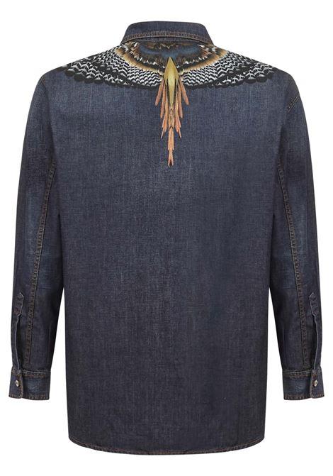 Marcelo Burlon Shirt Marcelo Burlon | -1043906350 | CMYD014S21DEN0014020