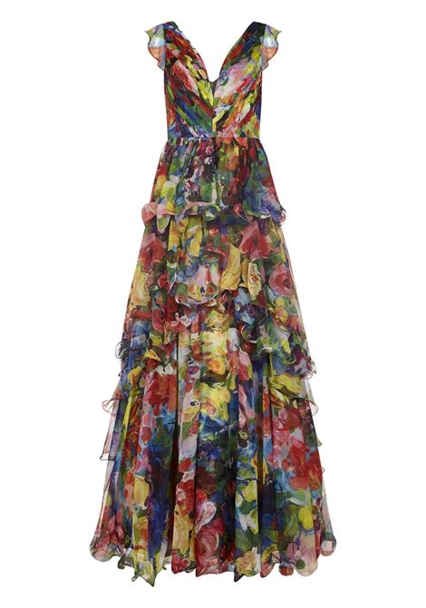 Marchesa Notte Long Dress Marchesa Notte | 11 | N46G2377REDM