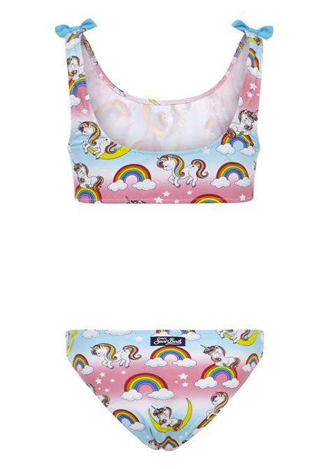 MC2 Saint Barth Rebel Pinky Pony Bikini  MC2 Saint Barth | 138 | REBELPKPY23