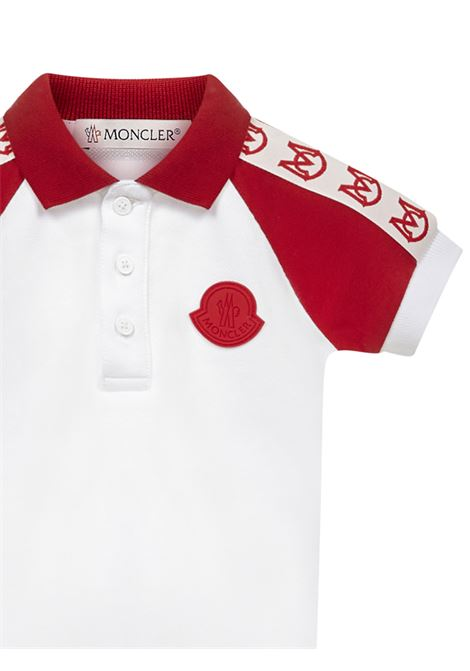 Polo Moncler Enfant Moncler Enfant | 2 | 9518A705208496F002