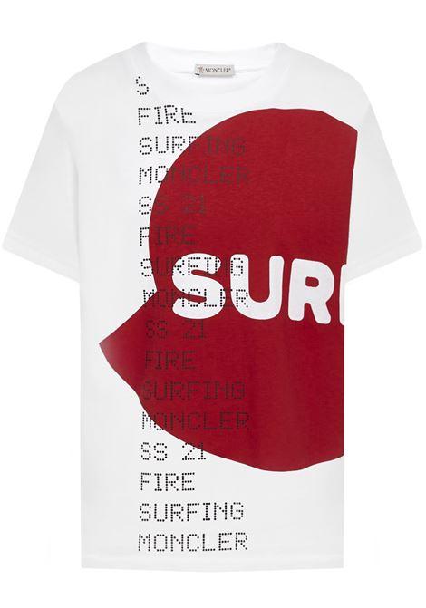T-shirt Moncler Enfant Moncler Enfant | 8 | 9548C7552083907002