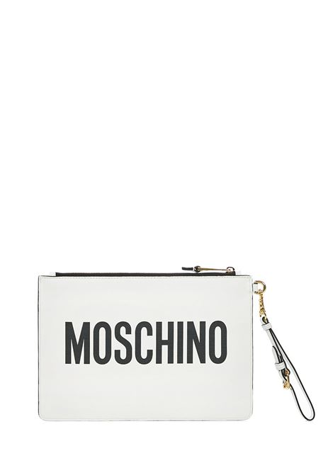 Moschino Frame Teddy Bear Clutch  Moschino | 77132891 | A842982102001