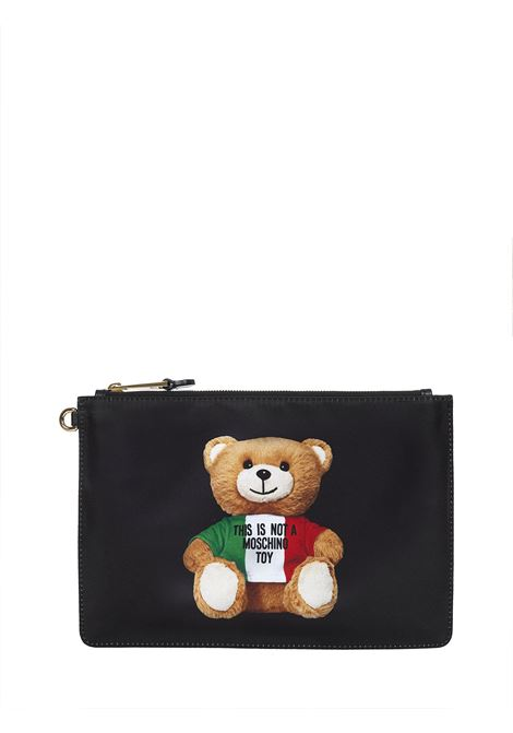 Moschino Teddy Bear Cake Clutch Moschino | 77132891 | A844482131555