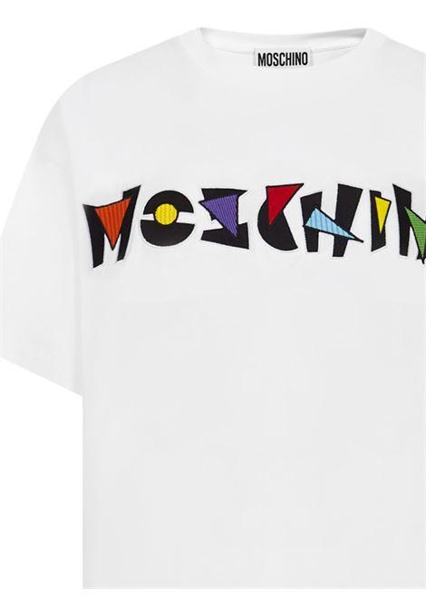 Moschino T-shirt  Moschino | 8 | J07035401001