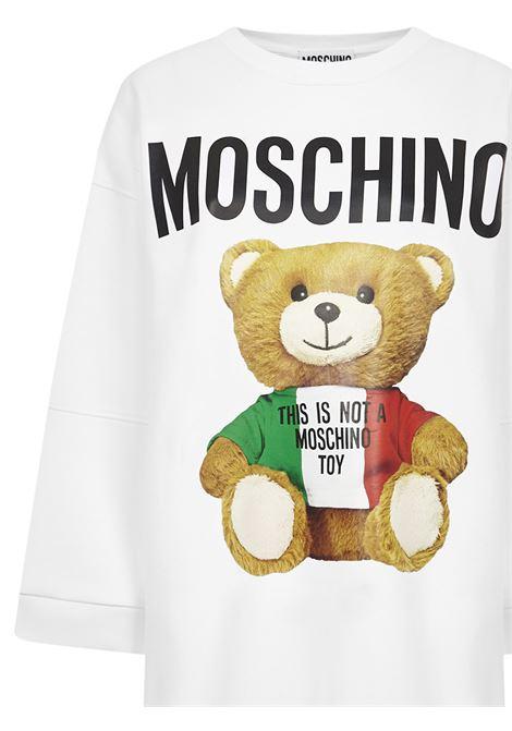 Moschino Italian Teddy Bear Mini Dress Moschino | 11 | V04155271001