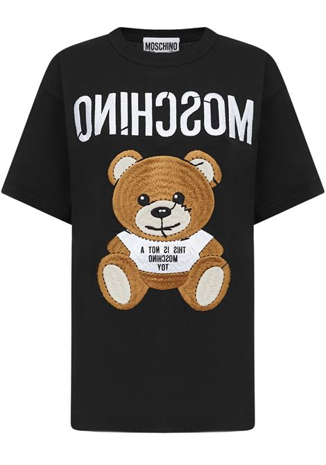 T-shirt Inside Out Teddy Bear Moschino Moschino | 8 | V07024401555